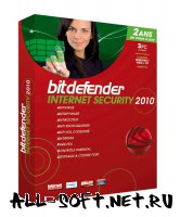 Скриншот к файлу: BitDefender Internet<span style='background-color:yellow;'><font color='red'> Security</font></span> 2010