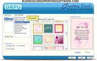 Greeting Cards Designing Software