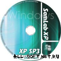 Скриншот к файлу: Windows XP SP3 2008 - SamBuild 5.4