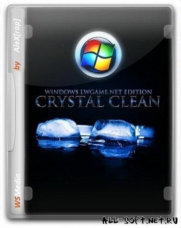Windows XP-Crystal Clean (2010)